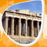 Logo del grupo Latín y Griego, cultura clásica